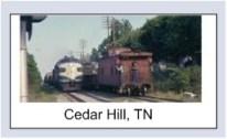 Cedar Hill town