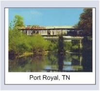 Port Royal town