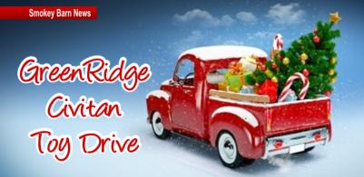 GreenRidge Civitan toy Drive a
