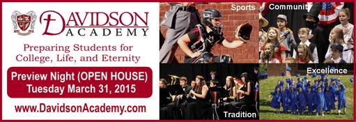 Davidson Acad March 31 511