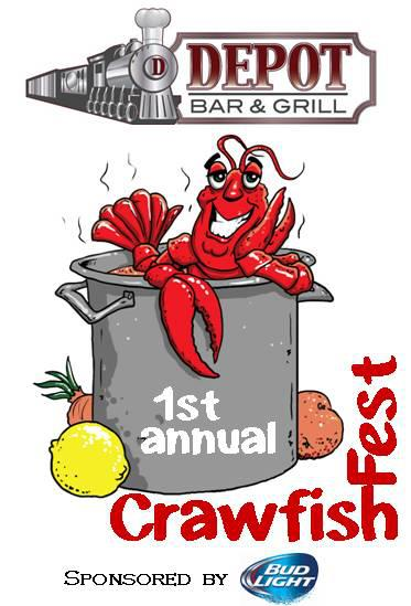 Depot crawfish flier
