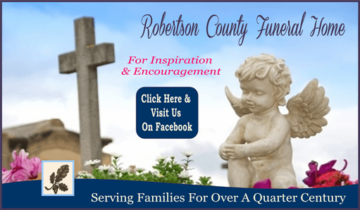 RC Funeral Home ad b angel cross