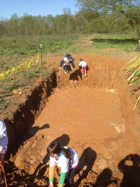 mud run a