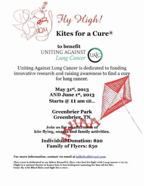 kites for a cure