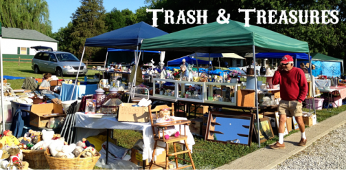 Trash To Treasures 2013 (Cross Plains TN) & lots of I-spy's