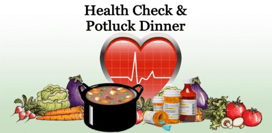 health potluck