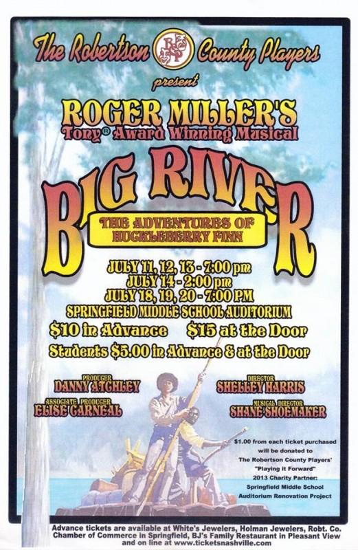 Big River Flyer