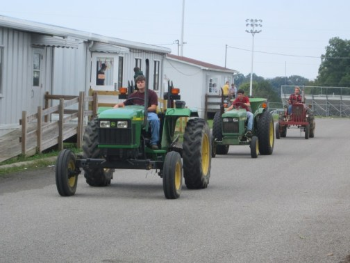 ERHS tractor 1