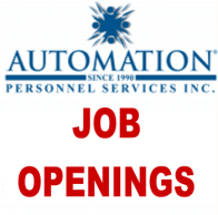 Automation job openings square
