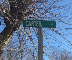 Carter St