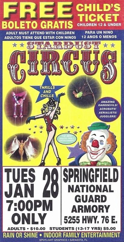 circus flyer january 2014