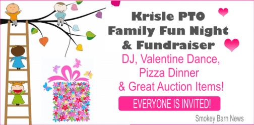 Krisle fundraiser slider February 2014
