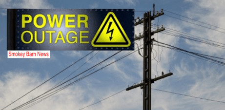 Power Outage slider