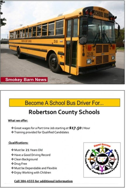 bus drivers needed b