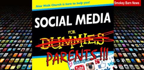 social media for parents seminar