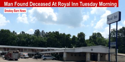 Man died at Royal Inn Slider