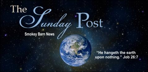 Sunday post earth slider