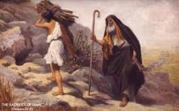 Abraham issac
