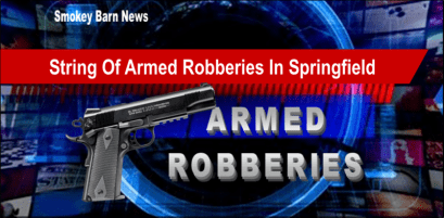 string of armed robberies in springfield slider
