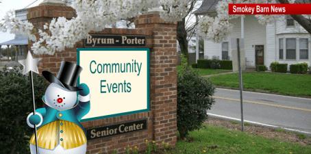 Byrum porter community events slider