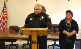 Millersville chief press conference