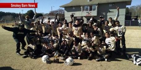 springfield jr pro football wins championship