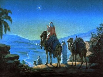 wisemen and the star
