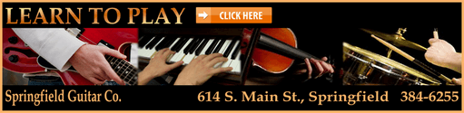 Springfield Guitar multi instruments 511