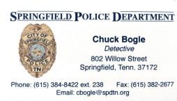 police card