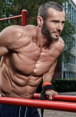 CBD Muscle User