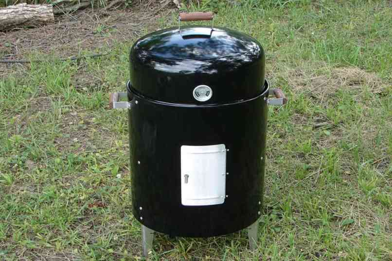 How To Modify The Brinkmann Ecb Smoker