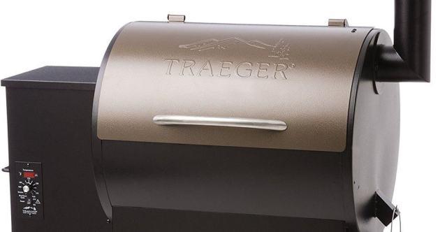Traeger Lil Tex Elite 22 Inch Model Pellet Grill