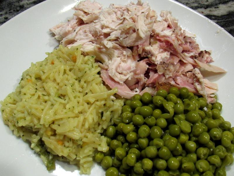 Pulled half Cornish Hen