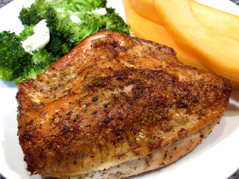 Chicken Breast with sides
