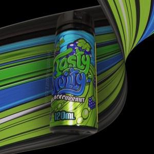 Tasty Fruity - Blackcurrant - 100ml E-liquid - Vape Juice - Smooth Vapourz