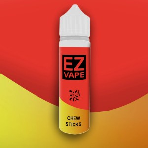 EZ Vape - 50ml - Chew Sticks - 3 for £10 - Smooth vapourz