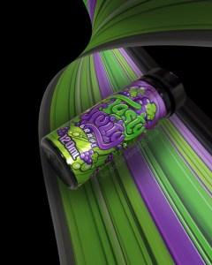 Tasty Fruity - Grape - 100ml E-liquid - Vape Juice - Smooth Vapourz