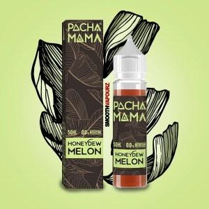 Pacha Mama e-liquid 50ml shortfill honeydew melon - smooth vapourz