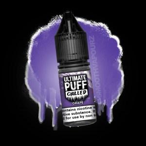 Ultimate Puff - Grape - 10ml Vape juice - Smooth Vapourz