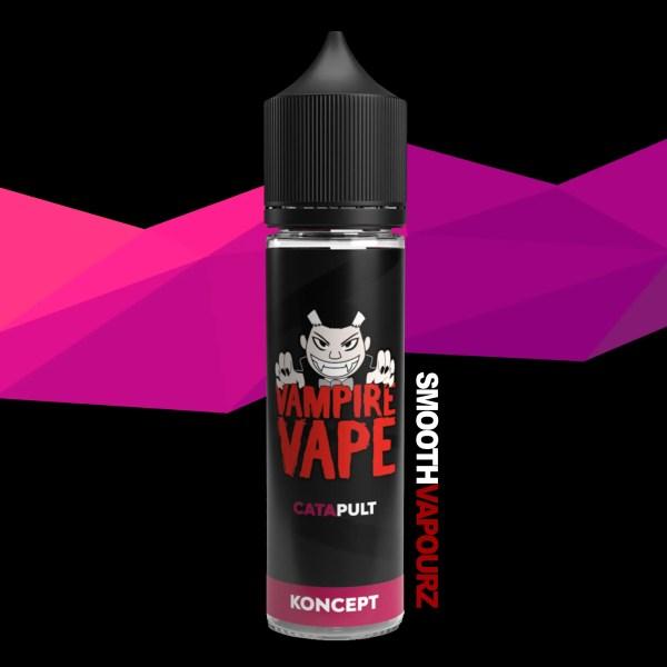 Vampire Vape 50ml Shortfill e-liquid Catapult - smooth vapourz