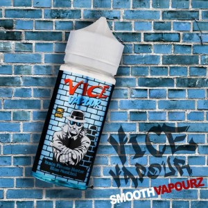 Vice Vapour Brain Freeze Hunter Blue Menthol