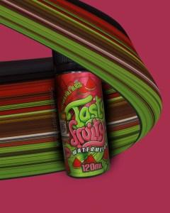 Tasty Fruity - Watermelon - 100ml E-liquid - Vape Juice - Smooth Vapourz