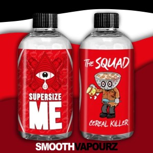 the squad supersize me smooth vapourz cereal killer