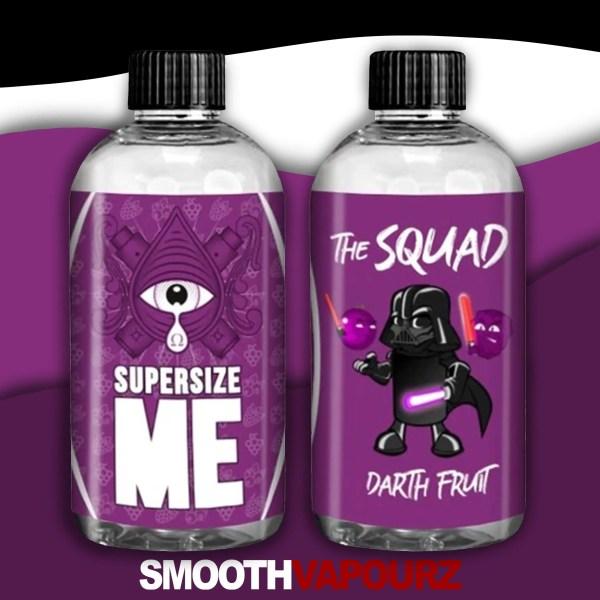 the squad supersize me smooth vapourz darth fruit