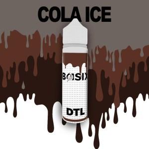 QCIG Basix DTL - Cola Ice 50ml E-liquid - Smooth Vapourz Vape Juice