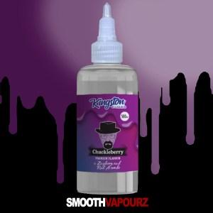 Kingston - Chuckleberry - 500ml e-liquid - Smooth Vapourz