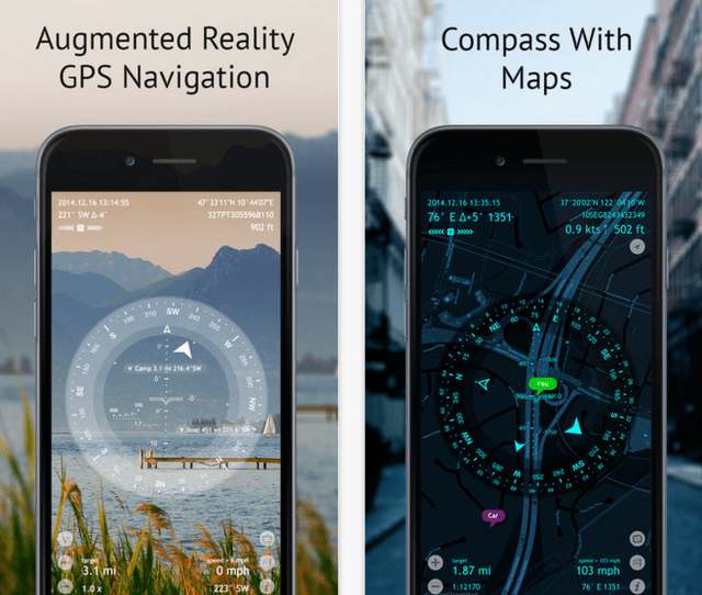 Outdoor Apps To Get Kids Outdoors Spyglass By Pavel Ahafonau