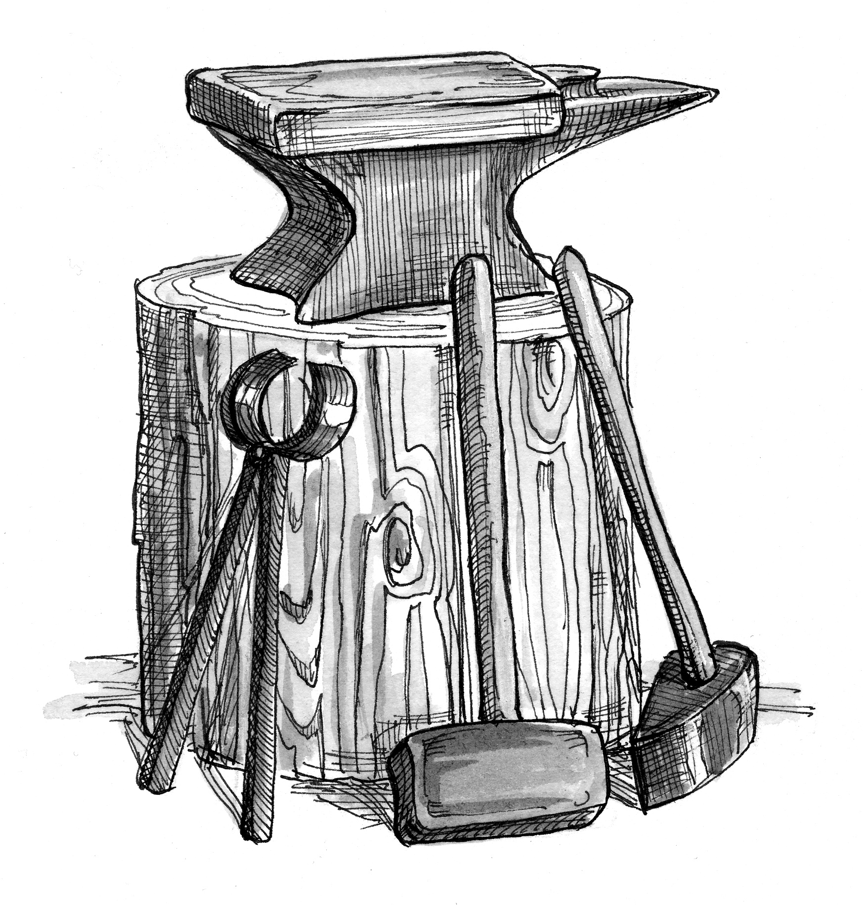 Sirach 38 28 Illustration