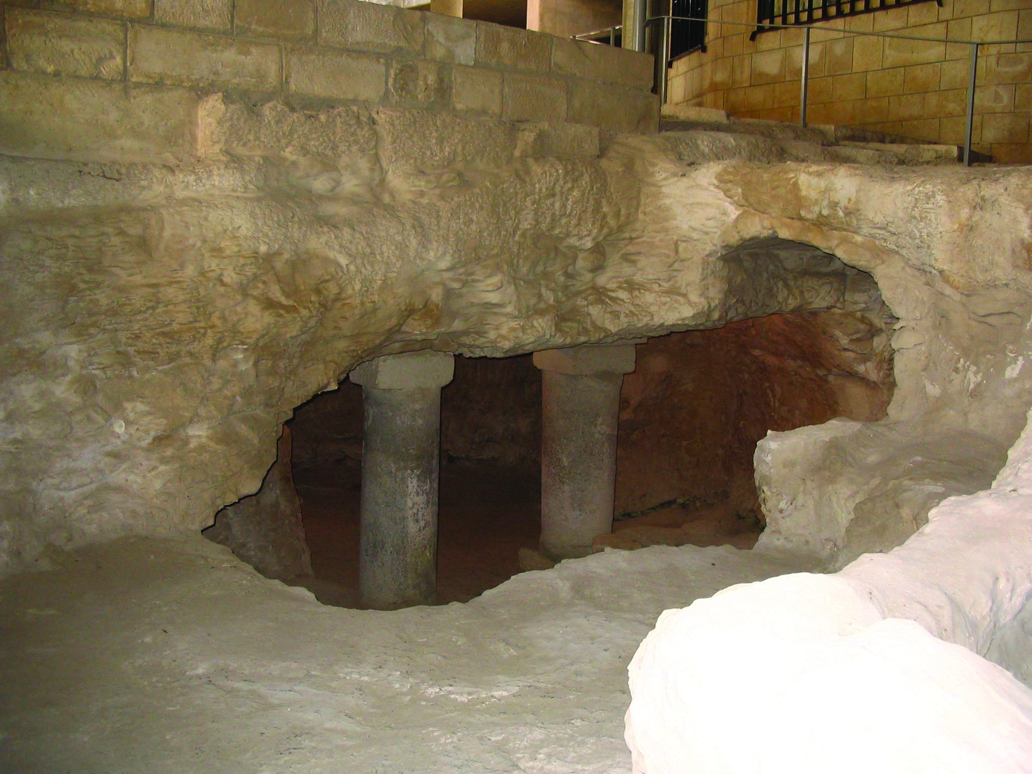 First Century Cave Home In Nazareth