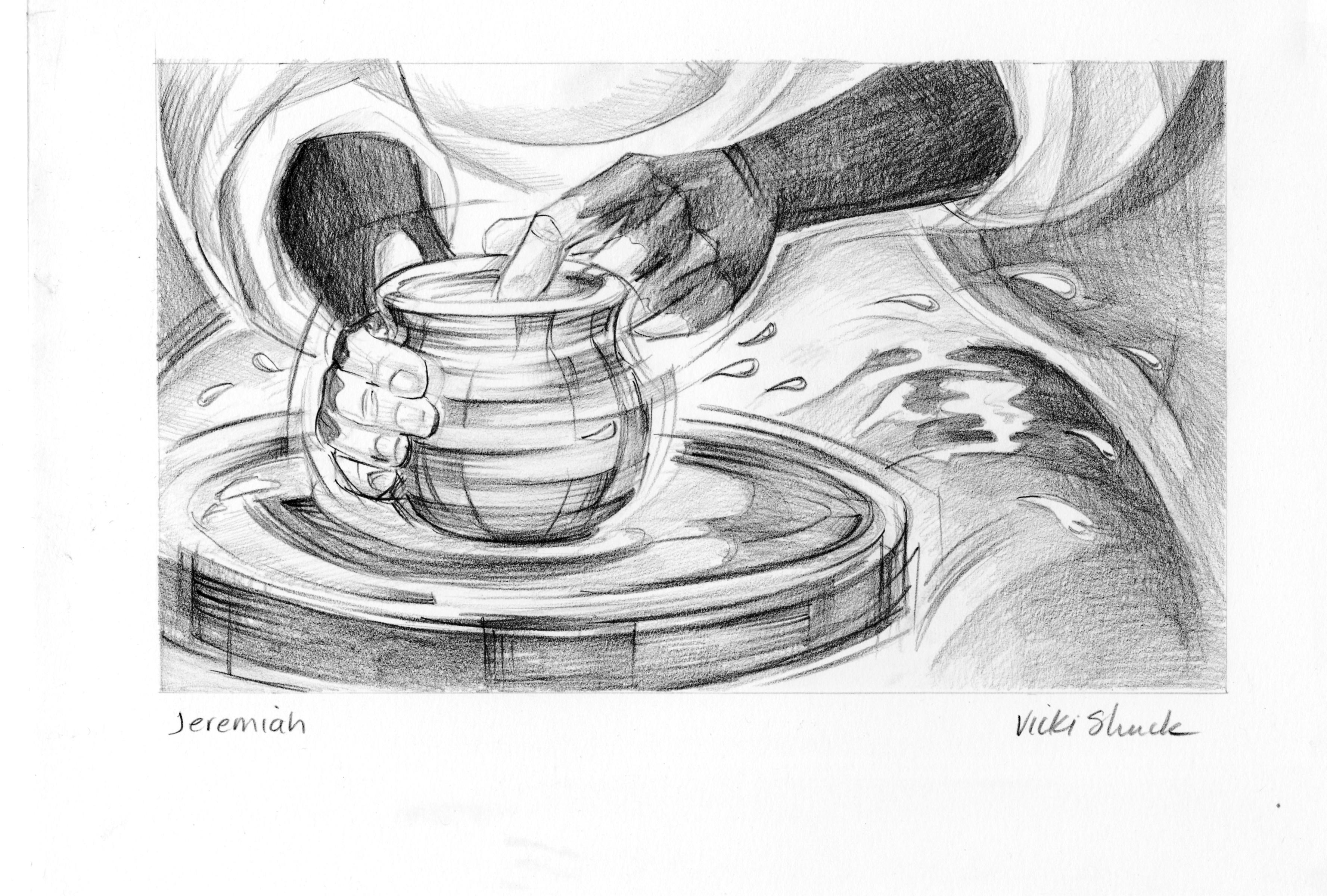 Jeremiah 18 1 8 Illustration